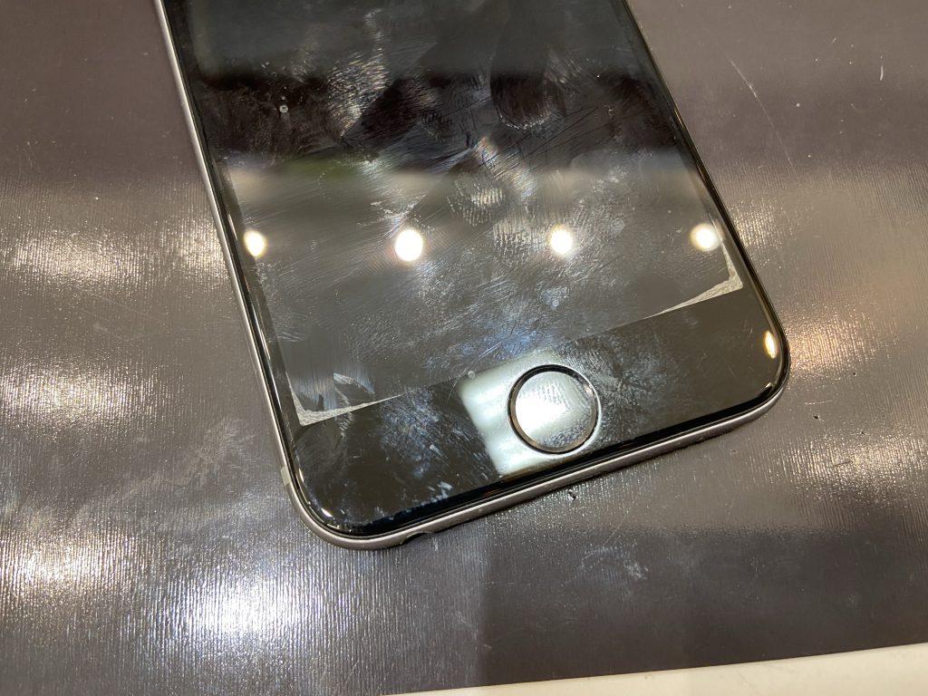 取れない汚れ がついたiPhone6s